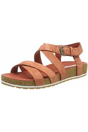 Timberland Women's Malibu Waves Ankle Strap Sandals