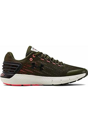 Under Armour Boys' Grade School Charged Rogue Running Shoes, Guardian /Summit / 301