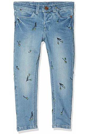Noppies Girl's G Pants Skinny Bonita Jeans, Medium Wash P