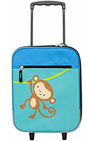 Toito Wear Children's Trolley Monkey 42 cm 12 Litre /Turquoise