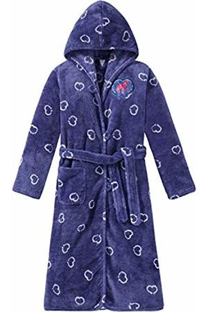 Schiesser Girls' Pferdewelt Bademantel Dressing Gown