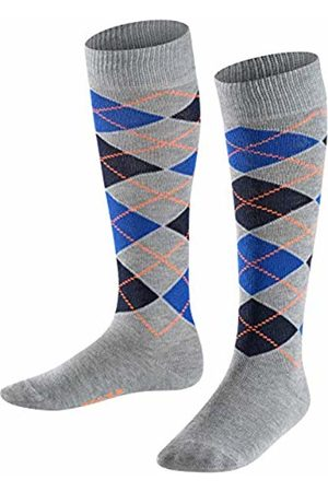 Falke Boy's Classic Argyle Knee-High Socks