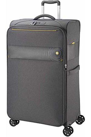 D & N 8004 Travel Line Suitcase 79 cm - 8074-13