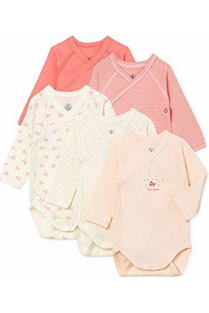 Petit Bateau Baby Girls' Body Naissance Ml_5012199 Shaping Bodysuit