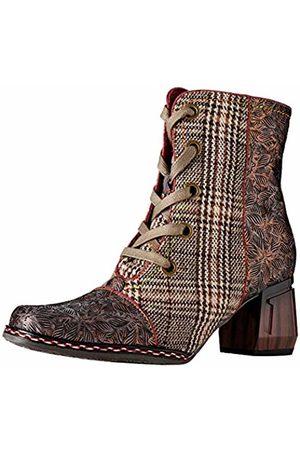 LAURA VITA Women's Gocalo 02 Ankle Boots, Bronze