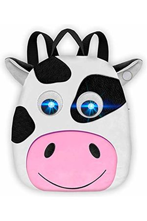 Toy Bags The Farm Cow Backpack with Lights and Sound Children's Backpack