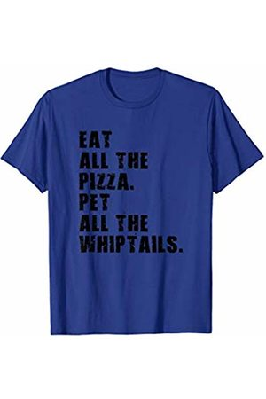 Swesly Dog Eat All The Pizza Pet All The Whiptails ADB127i T-Shirt