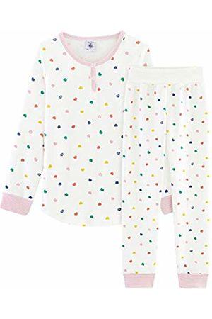 Petit Bateau Girl's Pyjama_4986401 Set