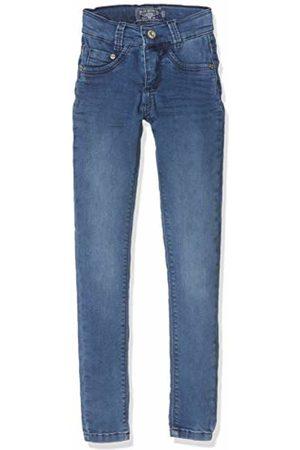 Blue Effect Girl's 1123-Super Slim, Ultrastretch Jeans, Medium 9698