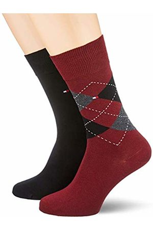 Tommy Hilfiger TH Men Sock Check 2P