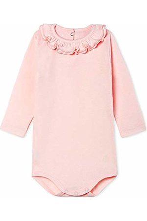 Petit Bateau Baby Girls' Body Ml Collerette_5017904 Shaping Bodysuit