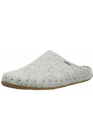 Living Kitzbühel Women's Pantoffel Filz Nieten mit Fußbett Open Back Slippers