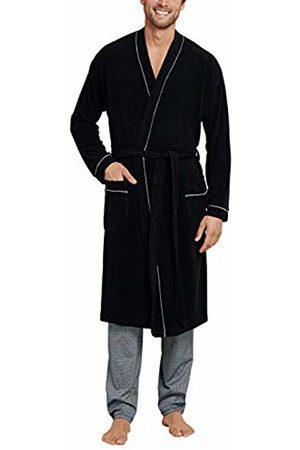 Schiesser Men's Reisemantel Dressing Gown