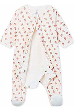 Petit Bateau Baby Girls' Bodyjama_5011801 Sleepsuit