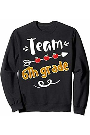 Team Sixth Grade TShirt Team 6th Grade Shirt - Kids Or teacher Back To School Gift Sweatshirt