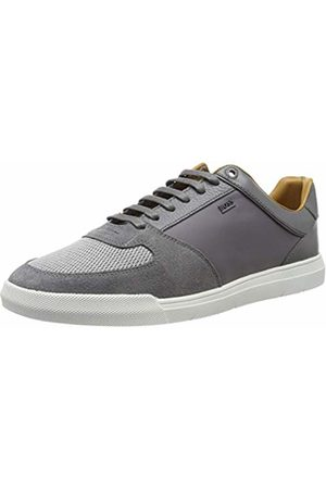 HUGO BOSS Men's Cosmo_Tenn_mx Low-Top Sneakers, (Meduim 030)