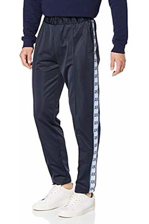 Armani Men's Cross Gender Logo Bottom Sports Trousers
