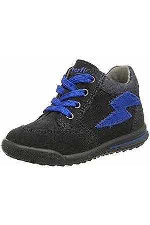 Superfit Baby Boys' Avrile Mini Low-Top Sneakers, ((Grau 20)