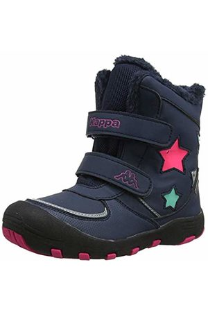 Kappa Girls' Gleam Ii Tex Kids Ankle Boots