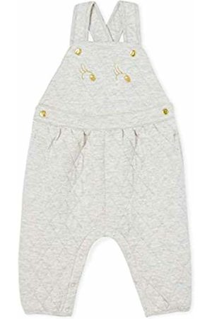 Petit Bateau Baby Girls' Salopette Longue_5221001 Dungarees