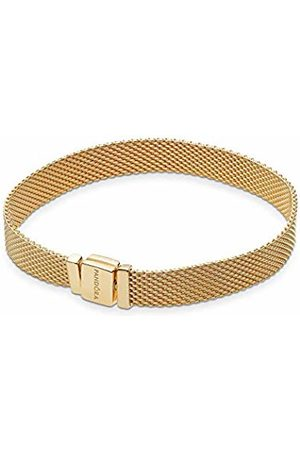 PANDORA Women Plated ID Bracelet - 567712-18