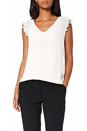 s.Oliver Women's 11.907.32.7036 T-Shirt, (Warm 0200)