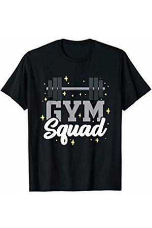 DL Clothing Gym Squad T-Shirt