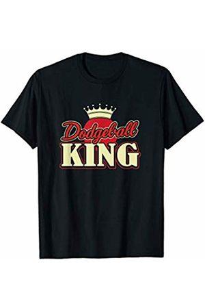 Dodgeball Legend Wear Dodgeball King Sport Tournament Player Dip Dive Duck T-Shirt