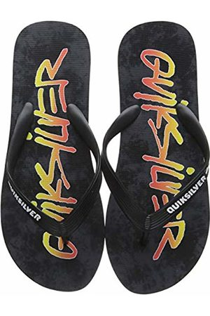 Quiksilver Molokai Wordmark-Flip-Flops for Men Beach & Pool Shoes, / Xkky