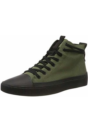 HUGO BOSS Men's Zero_hito_ny Hi-Top Trainers, (Dark 301)