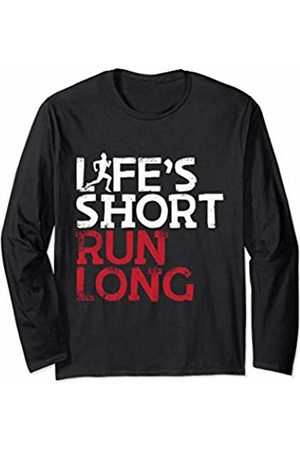 Bowes Fitness Life's Short Run Long Male Runner Long Sleeve T-Shirt