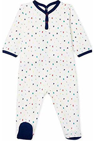 Petit Bateau Baby Boys' Dors Bien Pont Dos_4998901 Sleepsuit