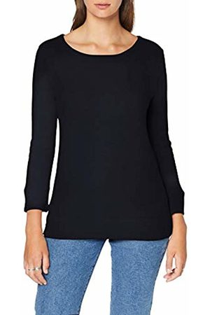 Marc O' Polo Women's 907315552147 Longsleeve T-Shirt, (Midnight 812)