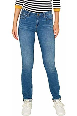 Esprit Women's 089ee1b004s Slim Jeans, ( Medium Wash 902)