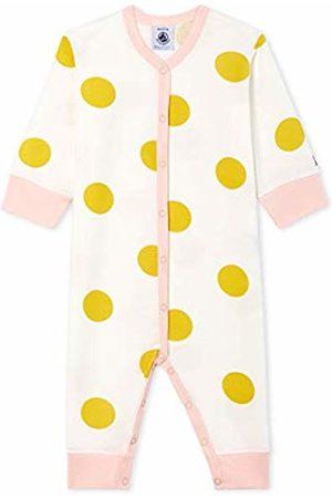 Petit Bateau Baby Girls' Dors Bien Sans Pieds_5220701 Sleepsuit