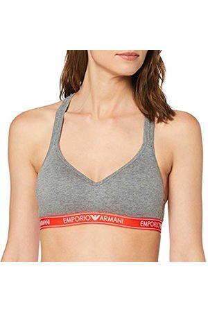 Emporio Armani Underwear Women's Padded Bralette Bra Plunge