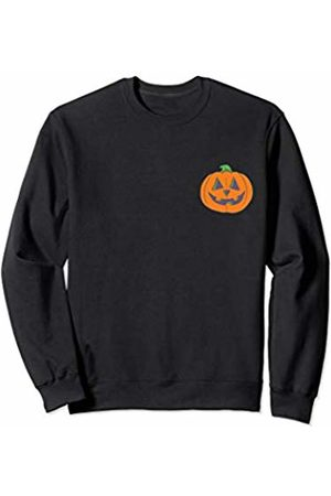 Wicked Wardrobe Jack O Lantern Shirt Halloween Pumpkin Pocket Kid Toddler Sweatshirt