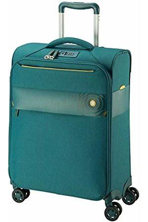 D & N 8004 Travel Line Suitcase 54 cm (Turquoise) - 8054-05