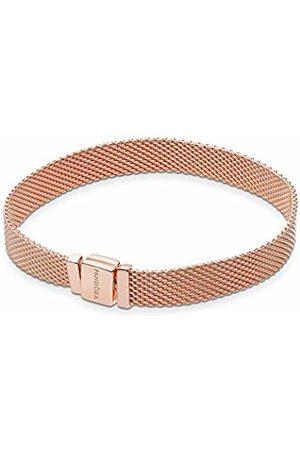 PANDORA Women Plated ID Bracelet - 587712-18
