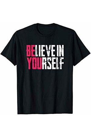 Kids /'i love my attitude/' uplifting self belief funny yin yang inspired T Shirt