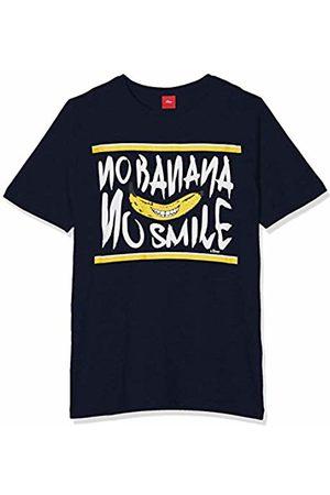 s.Oliver Boys T-shirts - Boy's 61.908.32.5704 T-Shirt, (Dark 5952)