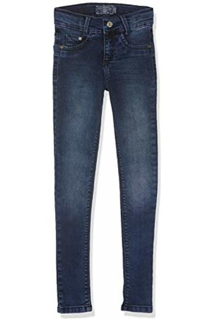 Blue Effect Girl's 0126-Super Skinny, Ultrastretch Jeans, Denim 9737
