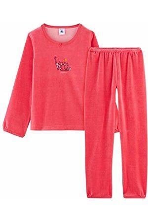 Petit Bateau Girl's Pyjama_4986101 Set
