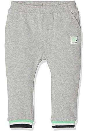 s.Oliver Baby Trousers - Baby Boys' 65.908.75.5027 Trouser, ( Melange 9400)