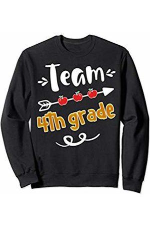 Team Fourth Grade TShirt Team 4th Grade Shirt - Kids Or teacher Back To School Gift Sweatshirt