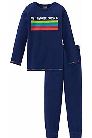 Schiesser Boys' Anzug Lang Pyjama Sets