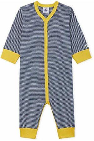 Petit Bateau Baby Boys' Dors Bien Sans Pieds_5220601 Sleepsuit