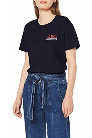 Lee Women's Chest Logo TEE T-Shirt