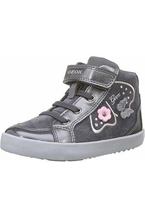 Geox Baby B Kilwi Girl A Low-Top Sneakers, (Dk C9002)