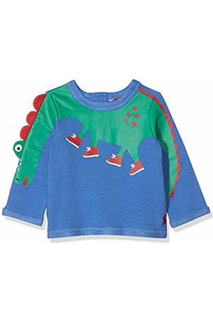 Joules Baby Boys' Boo Sweatshirt, ( Dino Arm Bludinoarm)